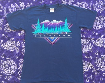 1992 Maiden West, Colorado Shirt