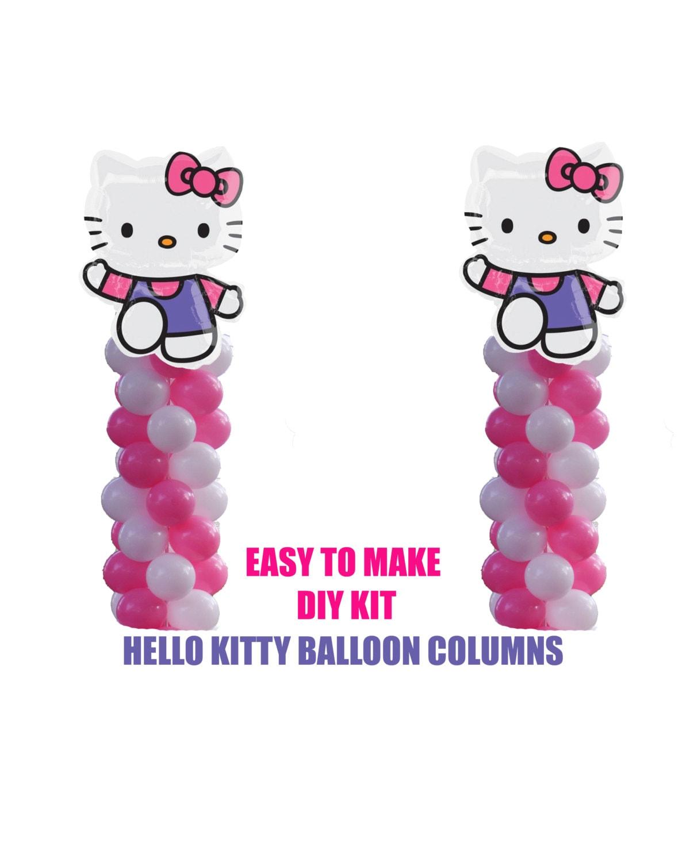 #A12A61 Hello Kitty Birthday Balloons Hello Kitty Party Decorations 6960 Deco De Noel Hello Kitty 1200x1500 px @ aertt.com