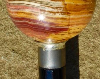 Ebonized Cane