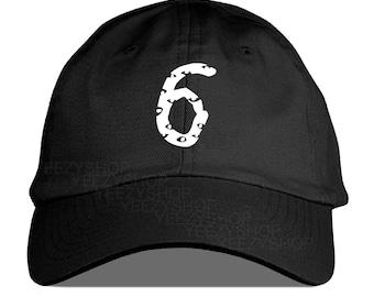 Drake 6 Baseball Cap Drake  Hat