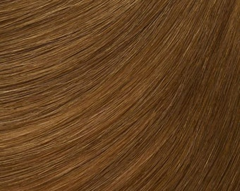 Shade # 8 Microlink Hair Extensions