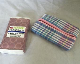 Travel Tissue Holder