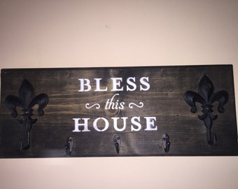 Bless This House Hanger