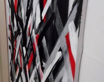 Modern painting 120x110cm / 47,24 x 43. 30inch