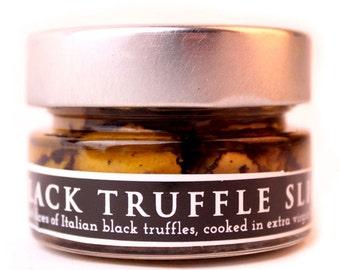 Black Truffle Carpaccio 1.4 oz. / 40 ml.