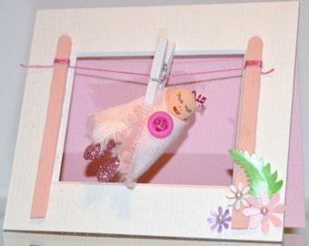 Framette, girly pink