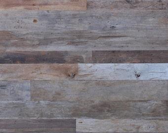 Reclaimed Wood Paneling / Cladding
