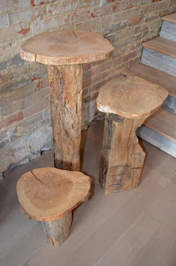 Barn Wood Tables / Wedding Altar Pedestals / Plant Stands / Retail Display Stands