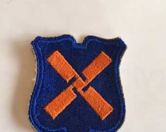 Vintage WWII Army Patch 12th Corps