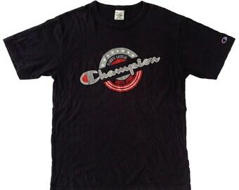 Vintage 90' Champion Brand  t-Shirt