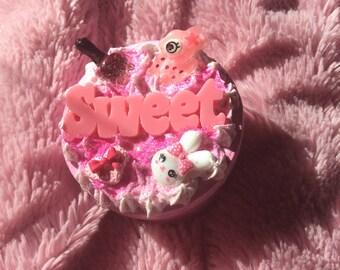 Pink sweet Decoden box