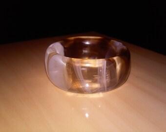Terra - Acrylic Ring - Size : 9 3/4US (9.75US)