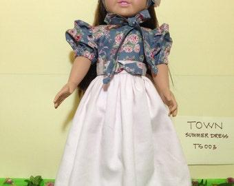 Doll Dress Town Summer Dress