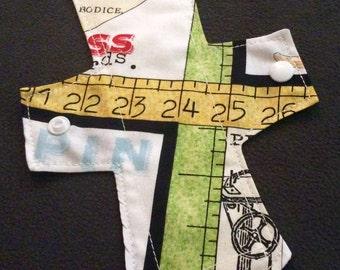 "8"" Measuring tape liner"