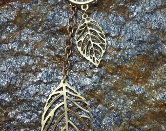 Lorian's Leaves Necklace