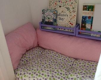 Closet Book Nook Set