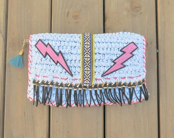 Flash pouch - pink