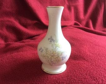 Royal Worcester Hammersley Bluebell Vase