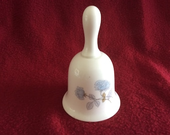 Wedgwood Ice Rose Bell (Last chance to buy, this item will not be relisted)