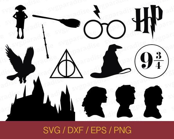 Download Harry Potter Svg Cut Files Harry Potter Svg Svg Eps Dxf