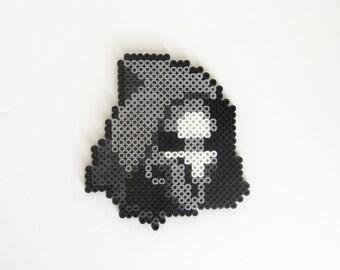 Reaper   Overwatch Perler Sprite