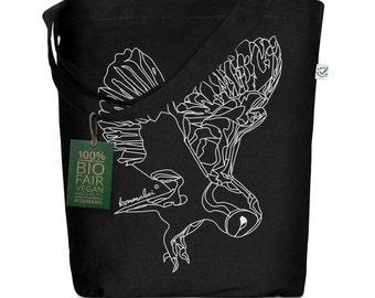 Organic Premium bag snowy owl