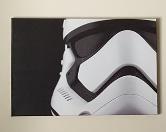 Storm Trooper Canvas Print