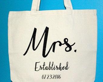 Established Mrs. Tote