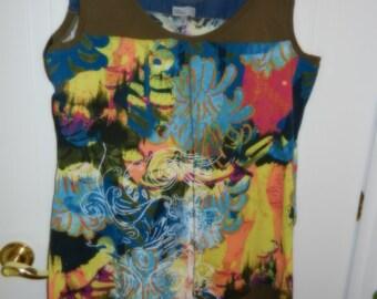 Printed tunic Linea Domani