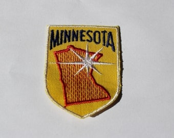 Vintage Minnesota State Patch