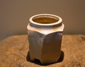 Little ceramic pot