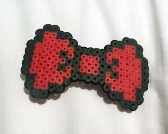 8 bit Pixel Hair Bow - more colors