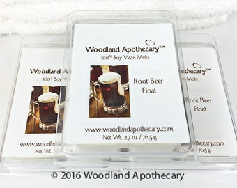 Soy Wax Melts - Root Beer Float