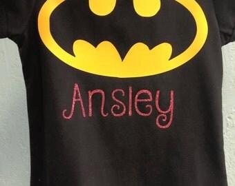 Batman shirt, Boys or Girls