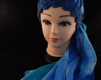 Slate Blue Headband