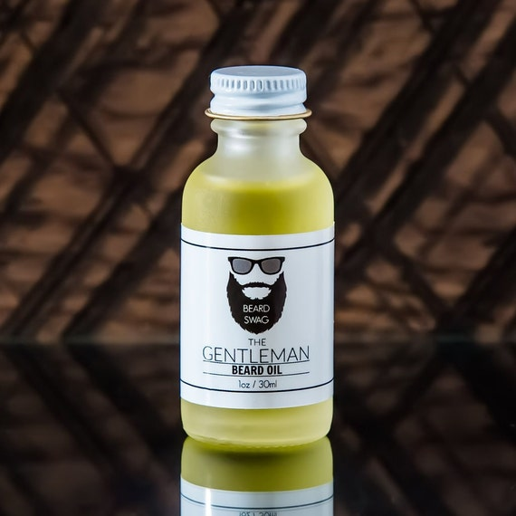 The Gentleman Beard Oil By Beard Swag