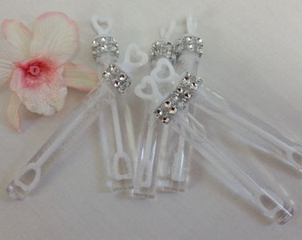 48 x Stunning Wedding Bubble Tubes Party Favour