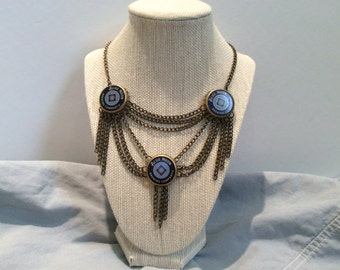 Confessions of a Teenage Drama Queen Bottle Cap Necklace