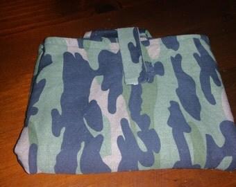 Baby Nappy change mat clutch / diaper wallet