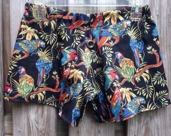 Parrot Shorts