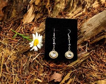 Handmade Dangle Earrings // Adoption Fundraiser