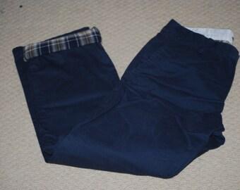 Flanel Lined Khaki Pants