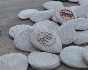 Guitar Pick, Reclaimed Guitar Picks, Wooden Picks