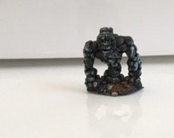 D&D Miniature: Lesser Earth Elemental