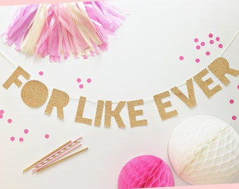 Bridal Shower Banner | Bridal Shower | Engagement Party Banner