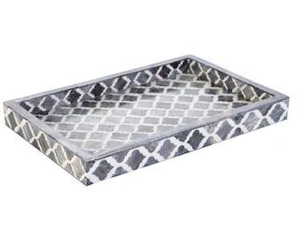 Bone Inlay tray