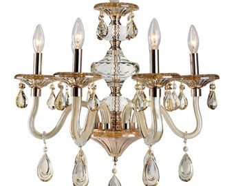 Sahra 6-Light Chandelier