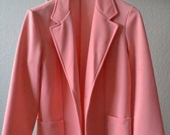 Miami Vice Pink Women's Blazer