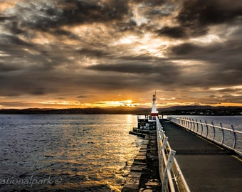 Victoria B.C Lighthouse Fine Art Photography Print
