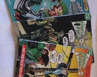 Green Lantern Green Arrow Comic Books